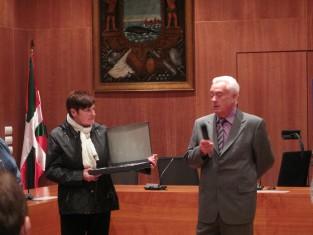 Homenaje a JM.Narvaez y E.Azkarragari
