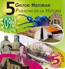 5 geltoki historian