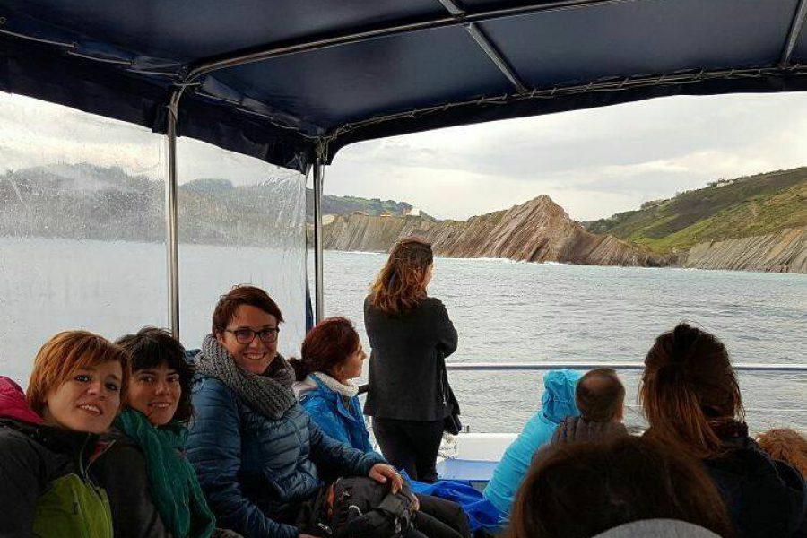 En las III jornadas de la geodiversidad en Euskadi