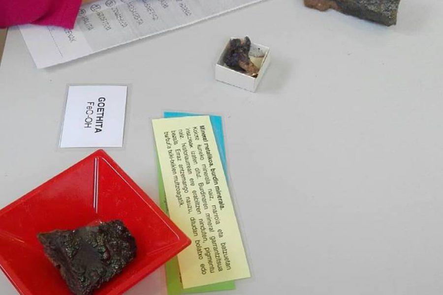 Egun osoko programa geologikoa