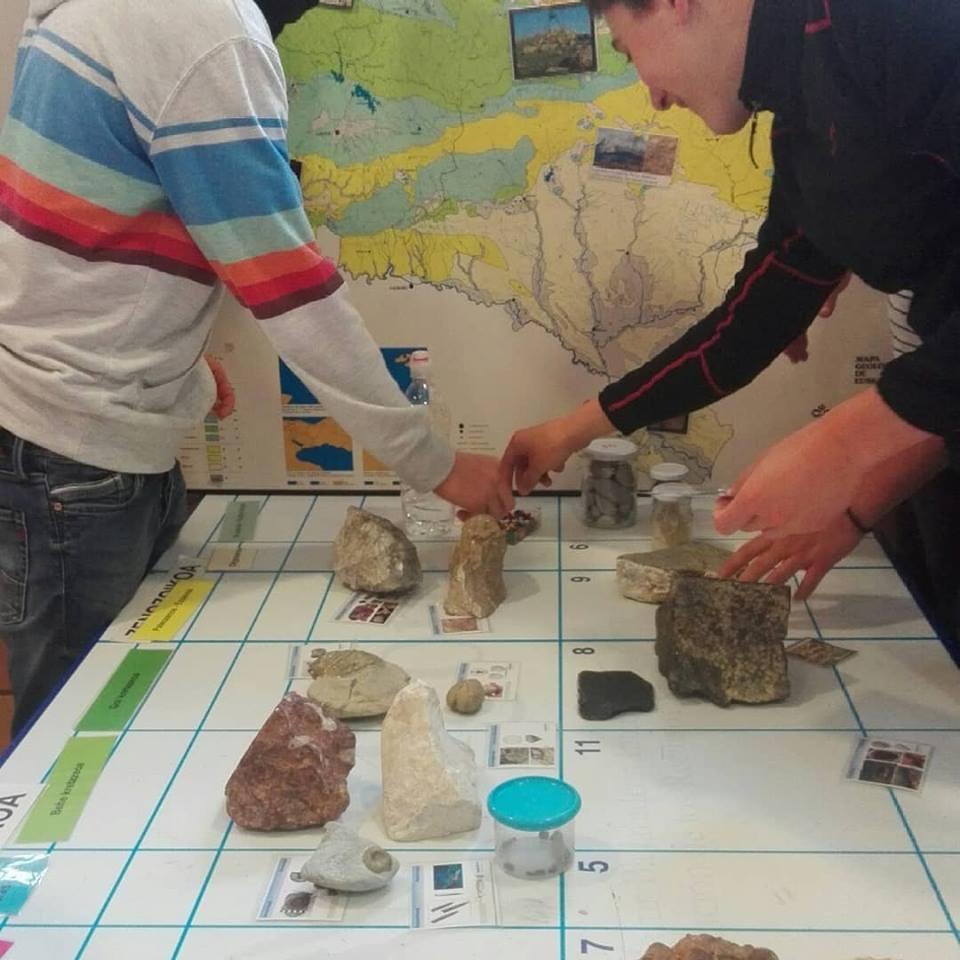 Hemos analizado la gediversidad del País Vasco