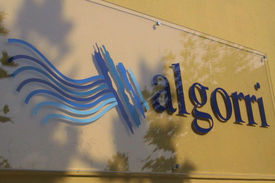 Horario de invierno en Algorri